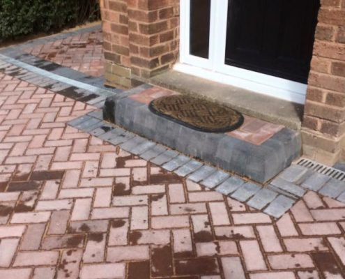 block paving services in Brierley Hill by Discount Driveways